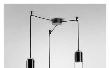 Lampa AQForm, Salon LED