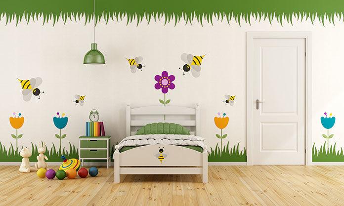 Charakterystyka drzwi do pokoju dziecięcego