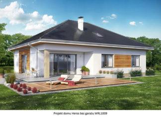 Zgrabny i przemyślany minimalizm, czyli dlaczego warto postawić na domy parterowe bez garażu
