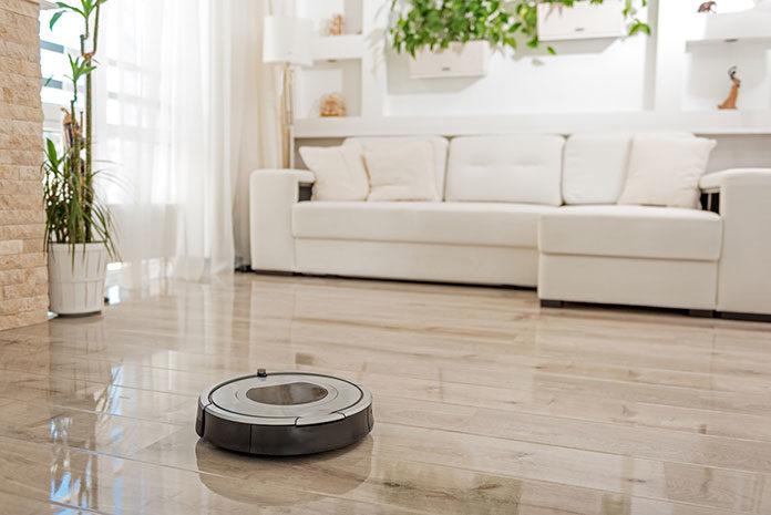 5 powodów, dla których warto wybrać nowoczesny robot sprzątający
