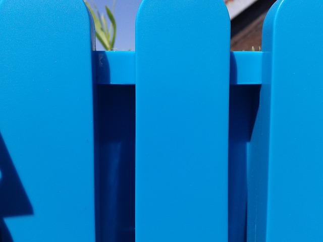 ogrodzenia plastikowe