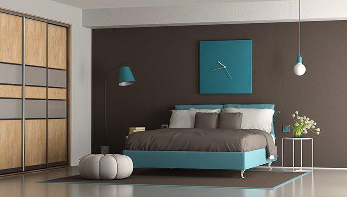 Kolory w sypialni. Ciemne czy jasne?