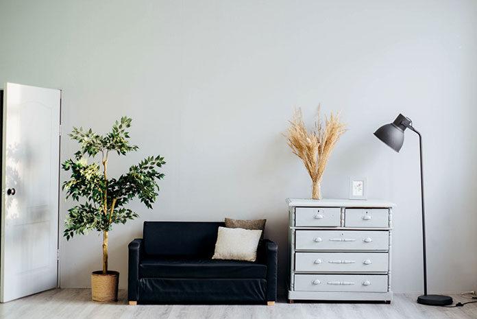 Odkryj w sobie minimalistę! Zacznij od wystroju wnętrza
