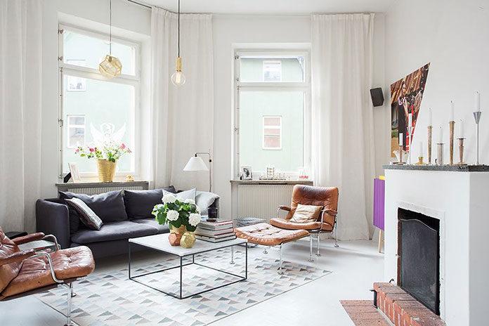 Projektowanie wnętrz w stylu skandynawskim.