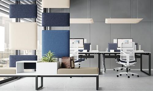 Wnętrza biurowe - jak zaprojektować?