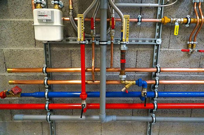 Podstawy instalacji wodnej