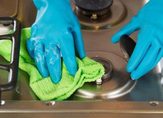 Jak czyścić stal nierdzewną?