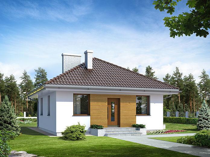 Czy projekty małych domów mogą być praktyczne?