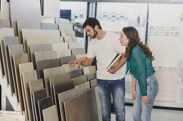 Wybór płytek podłogowych do nowoczesnego wnętrza