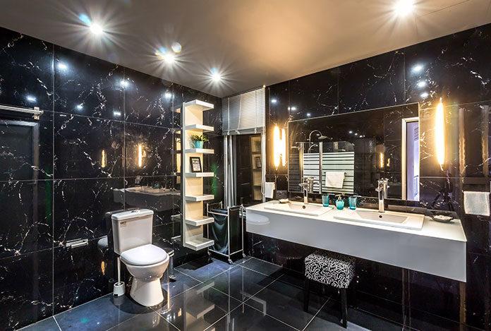 Pomysły na designerską łazienkę