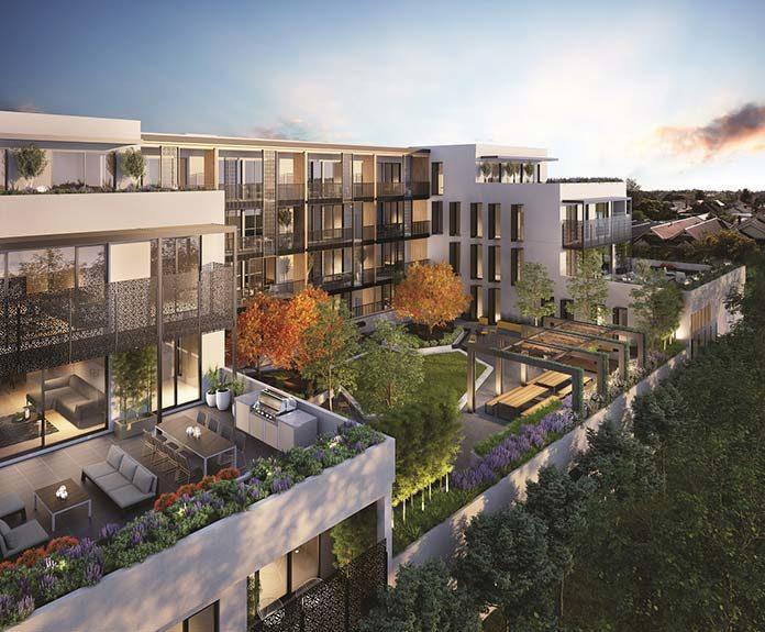 Mieszkanie z tarasem lub balkonem – wykorzystanie przestrzeni