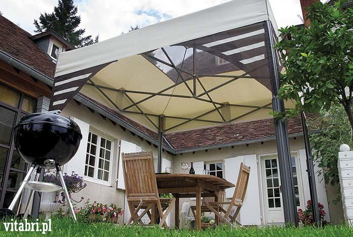 Dlaczego warto zdecydować się na zakup namiotu ogrodowego?