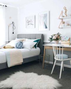 Jak z pomysłem urządzić wnętrze sypialni?