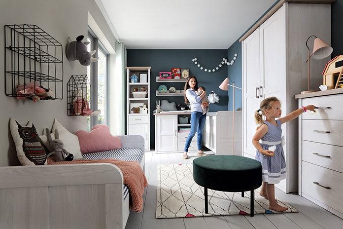 Jak stworzyć pokój dla dziecka za niewielkie pieniądze