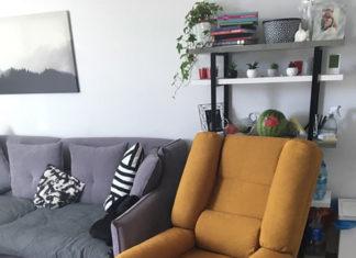 Fotele idealne do kawalerki - jak wybrać mebel do wypoczynku w jednopokojowym mieszkaniu?