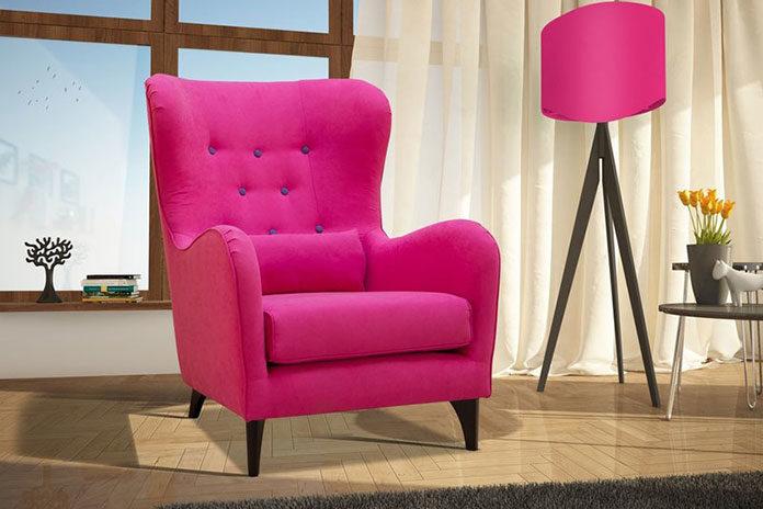Gustowny i przytulny fotel do Twojego mieszkania