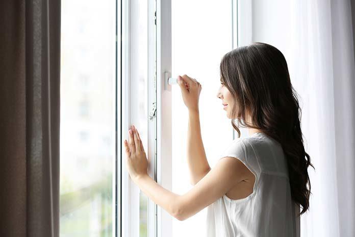 Piękne ozdoby okien