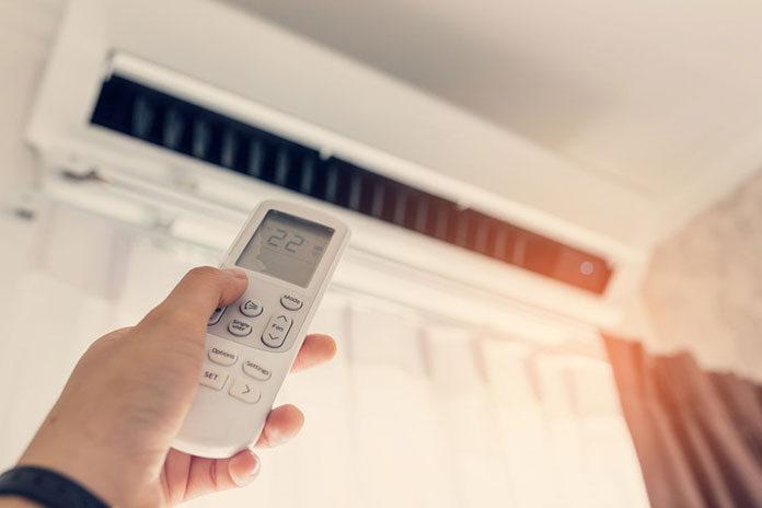 Montaż klimatyzatora w firmie