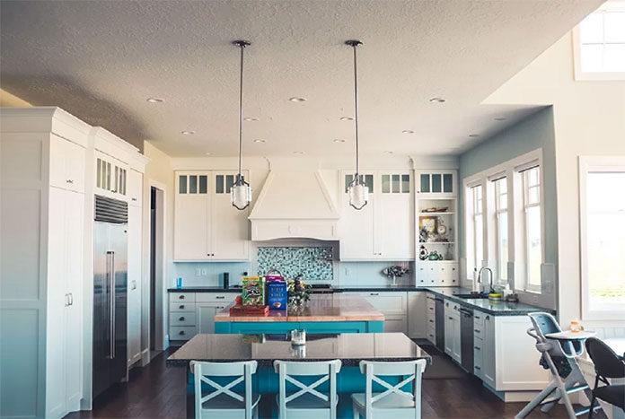 Jak właściwie dobrać kolory do kuchni, żeby potem być zadowolonym