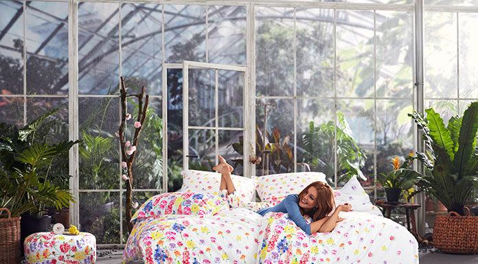 Flower Power – Przygotuj swoją sypialnię na wiosnę. Kwiatowe wzory to trend na 2020!