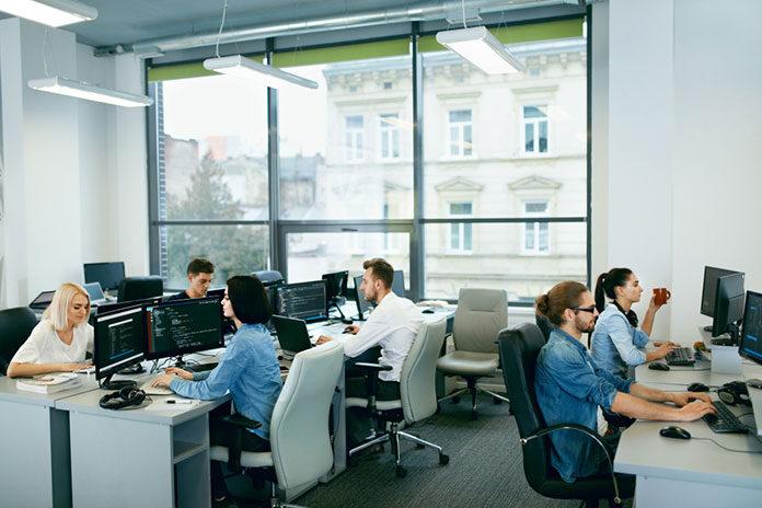 Rynek biurowy w największych miastach Polski