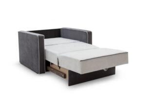 fotel rozkładany do spania