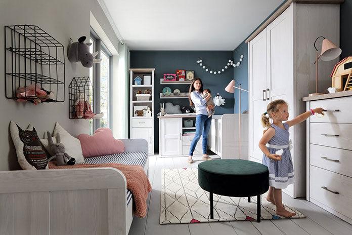 Funkcjonalne meble do dziecięcego pokoju