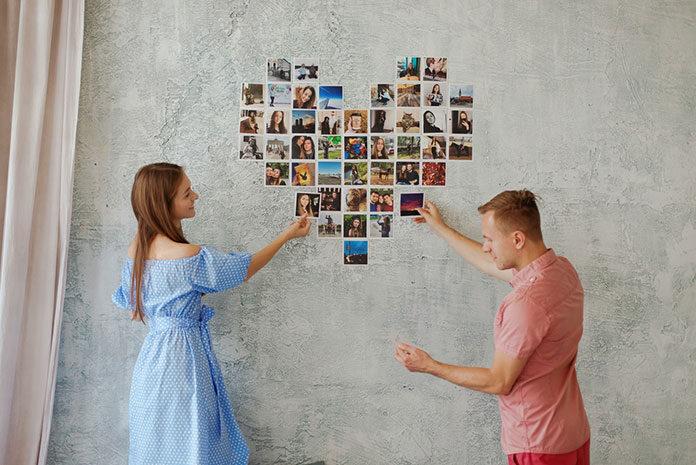 Jak kreatywnie przyozdobić mieszkanie własnymi zdjęciami