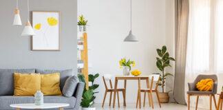 Te nowoczesne dodatki do salonu odmienią wnętrze twojego mieszkania