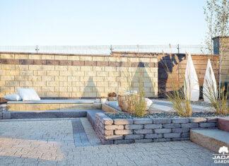 Ogrodzenia z betonu