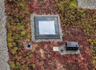 Dobór okien do dachów płaskich