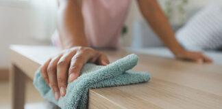 5 sposobów na pozbycie się kurzu z mieszkania