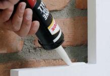 Wykorzystanie klejów montażowych podczas prac remontowych