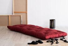 Dlaczego lepiej spać na futonie niż zwykłym materacu